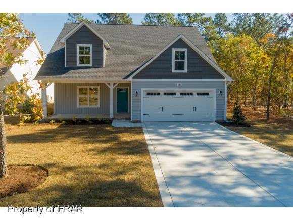 721 Thrush Drive, Vass, NC 28326 (MLS #552538) :: Weichert Realtors, On-Site Associates