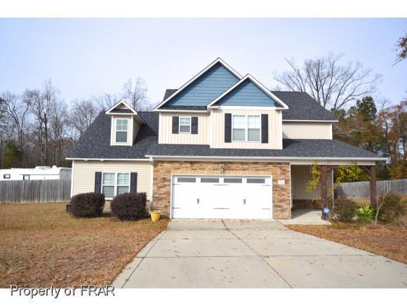 140 Bristle Oaks Drive, Raeford, NC 28376 (MLS #553241) :: The Rockel Group