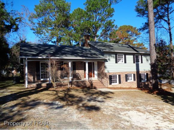 2402 Rolling Hill Rd, Fayetteville, NC 28304 (MLS #553268) :: The Rockel Group
