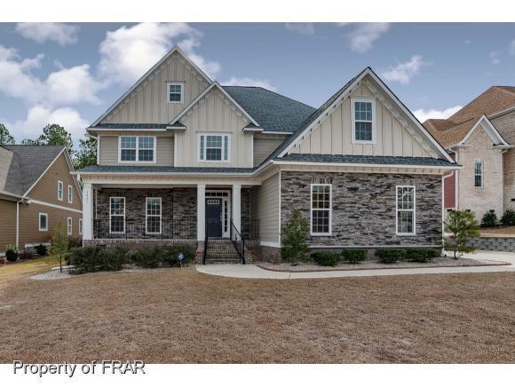 2921 Hampton Ridge Rd, Fayetteville, NC 28311 (MLS #553307) :: The Rockel Group