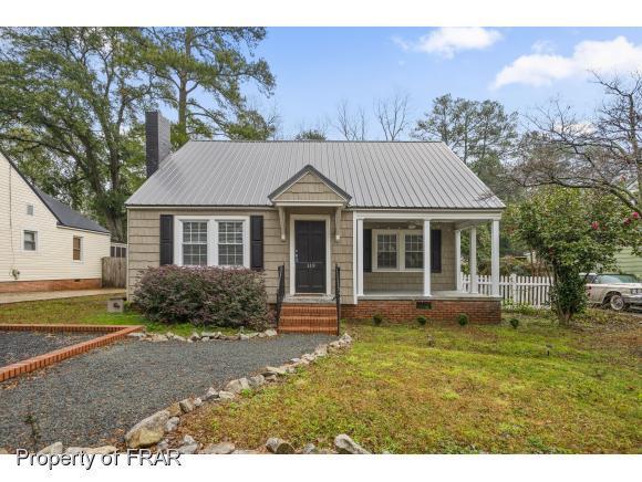 119 Pinecrest Dr, Fayetteville, NC 28305 (MLS #553613) :: Weichert Realtors, On-Site Associates