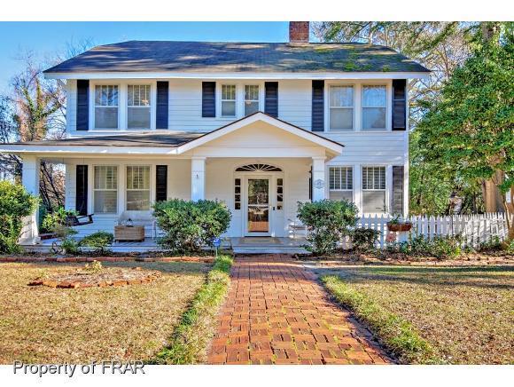 210 Hillside Avenue, Fayetteville, NC 28301 (MLS #553716) :: Weichert Realtors, On-Site Associates