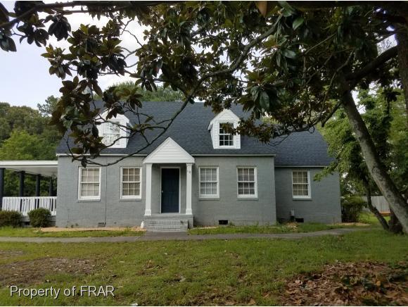 1117 Berkshire Road, Fayetteville, NC 28304 (MLS #553755) :: Weichert Realtors, On-Site Associates