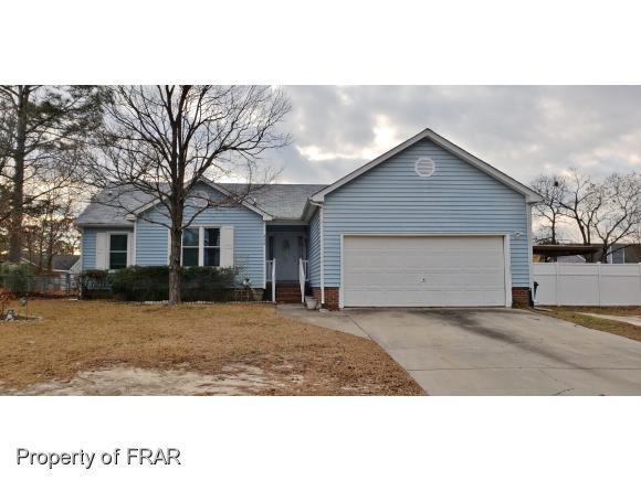 672 Prestige Blvd, Fayetteville, NC 28314 (MLS #553994) :: Weichert Realtors, On-Site Associates