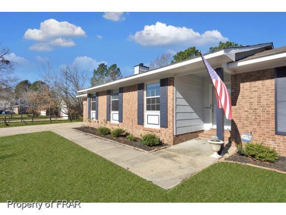 6979 Wickersham, Fayetteville, NC 28314 (MLS #554234) :: Weichert Realtors, On-Site Associates