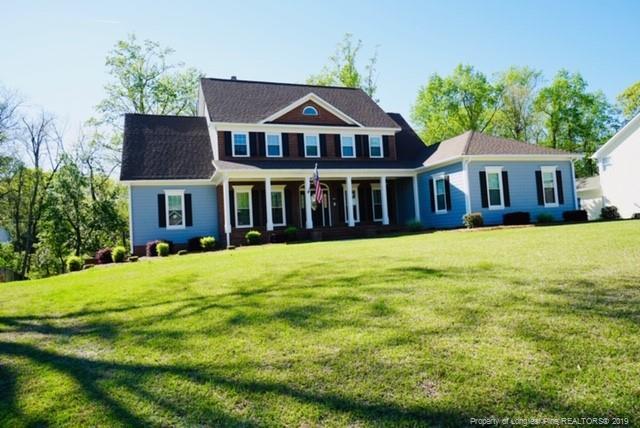 4353 Ferncreek Drive A, Fayetteville, NC 28314 (MLS #602374) :: Weichert Realtors, On-Site Associates