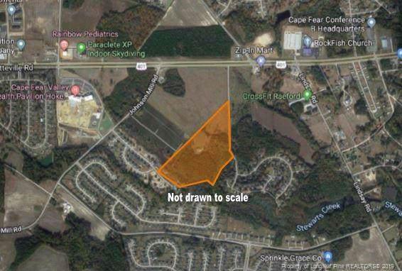TBD Fayetteville Road, Raeford, NC 28376 (MLS #609877) :: Weichert Realtors, On-Site Associates