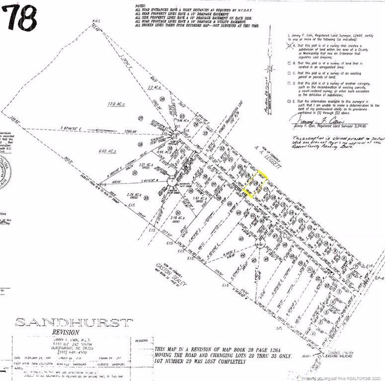 Fox Fire Lot 18 Lane - Photo 1