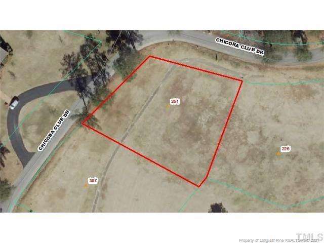 251 Chicora Club Drive, Dunn, NC 28334 (MLS #623917) :: RE/MAX Southern Properties