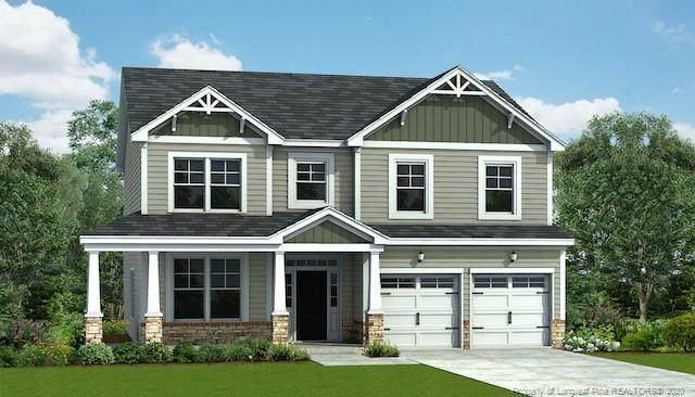 5737 Pondhaven (Lt91) Drive, Fayetteville, NC 28314 (MLS #624125) :: Weichert Realtors, On-Site Associates