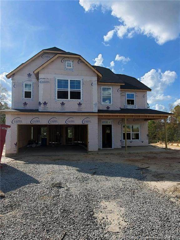 115 Old Montague (Lot 723) Way, Cameron, NC 28326 (MLS #636594) :: Moving Forward Real Estate