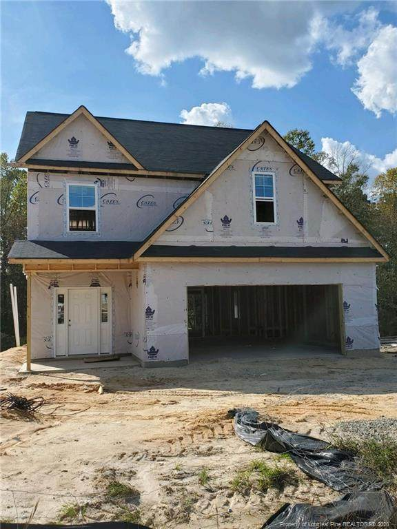207 Old Montague (Lot 718) Way, Cameron, NC 28326 (MLS #636597) :: Moving Forward Real Estate