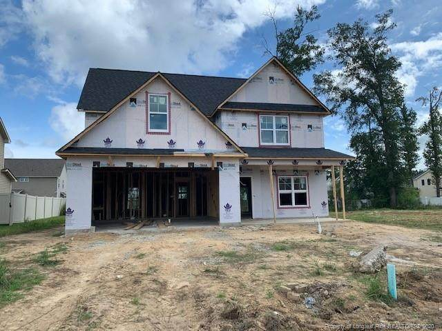 1517 Vandenberg Drive, Fayetteville, NC 28312 (MLS #640324) :: Freedom & Family Realty