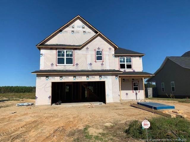 1532 Vandenberg Drive, Fayetteville, NC 28312 (MLS #643128) :: Moving Forward Real Estate