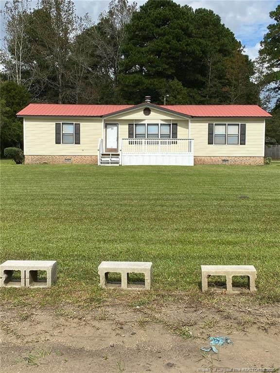 57 Littlefield Acres Loop Road, Lumberton, NC 28358 (MLS #644628) :: Moving Forward Real Estate