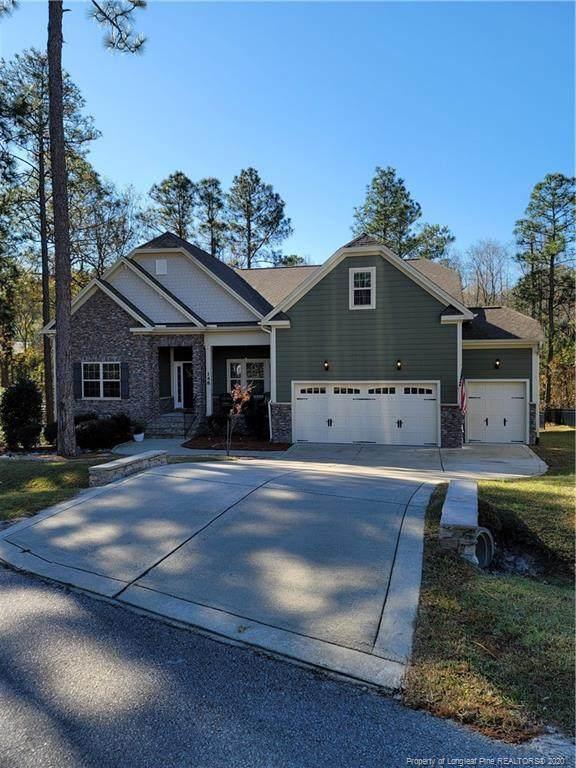 148 Heatherspring Way, Spring Lake, NC 28390 (MLS #646171) :: Freedom & Family Realty