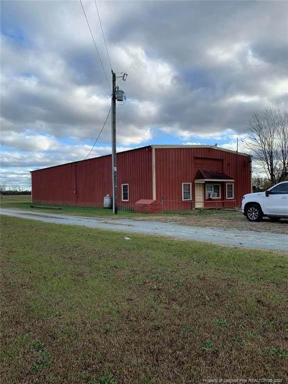 918 Opal Road, Red Springs, NC 28377 (MLS #646927) :: Moving Forward Real Estate