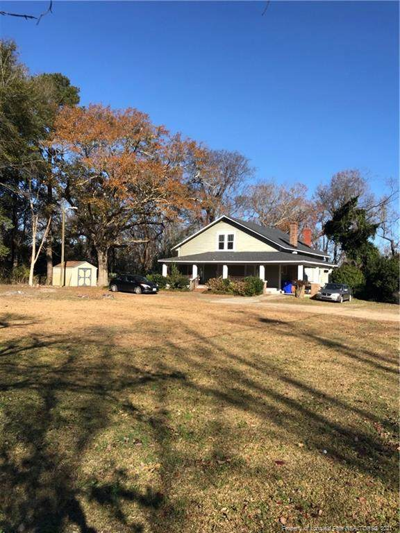 121 N Marvin Street, Elizabethtown, NC 28337 (MLS #647675) :: The Signature Group Realty Team