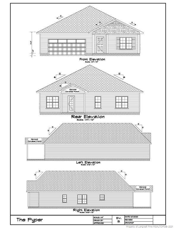 2350 Smith (Lot 6) Road, Hope Mills, NC 28348 (MLS #648825) :: The Signature Group Realty Team