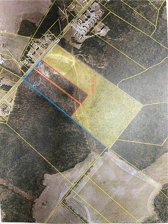 N Shannon Road, Raeford, NC 28376 (MLS #649766) :: Towering Pines Real Estate