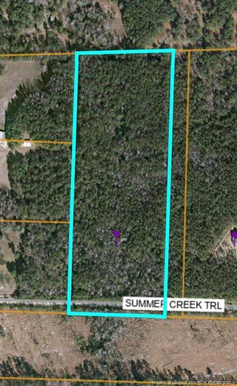 Lot 4R Summer Creek Trail, Cameron, NC 28326 (MLS #651637) :: Towering Pines Real Estate