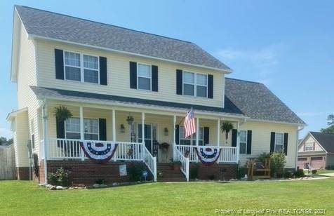 5551 Rising Ridge Drive, Hope Mills, NC 28348 (MLS #651735) :: The Signature Group Realty Team