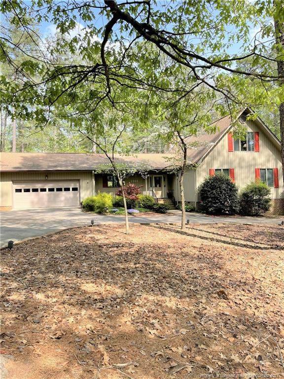1944 Wedgewood Drive, Sanford, NC 27332 (MLS #653599) :: Freedom & Family Realty