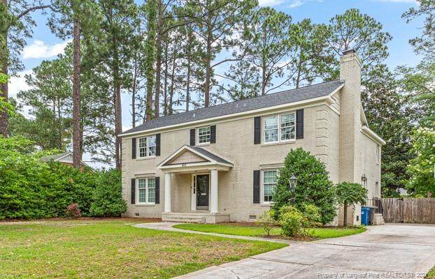 403 Wayberry Drive, Fayetteville, NC 28303 (MLS #656205) :: Freedom & Family Realty