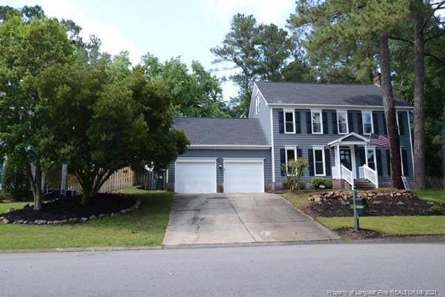 2932 Delaware Drive, Fayetteville, NC 28304 (MLS #659574) :: Moving Forward Real Estate