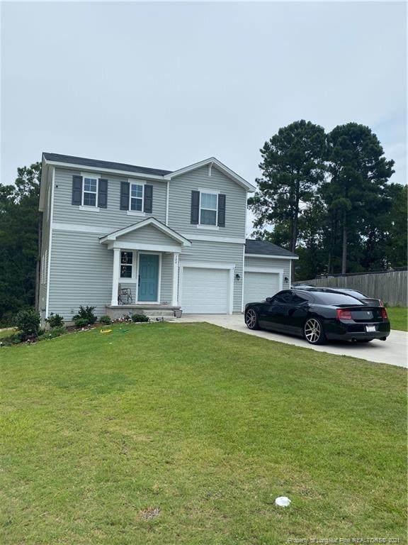 104 Fleetwood Court, Lillington, NC 27546 (MLS #662869) :: Moving Forward Real Estate