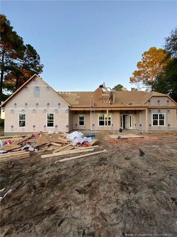 6431 New Hope Church (Lot 1) Road, Wade, NC 28395 (MLS #667890) :: Towering Pines Real Estate
