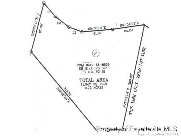 151 Northstone Place, Fayetteville, NC 28303 (MLS #382347) :: Weichert Realtors, On-Site Associates