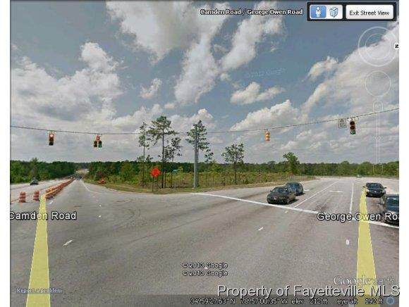 Camden Road, Fayetteville, NC 28306 (MLS #401941) :: Freedom & Family Realty