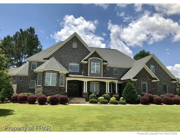 1033 Wild Pine Drive #500, Fayetteville, NC 28312 (MLS #522221) :: Weichert Realtors, On-Site Associates