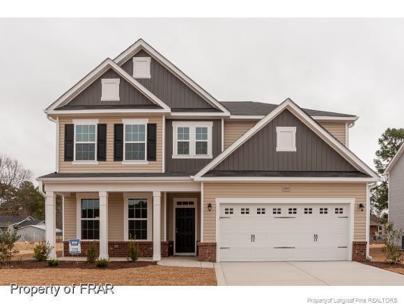3841 Shire Street, Hope Mills, NC 28348 (MLS #522404) :: Weichert Realtors, On-Site Associates