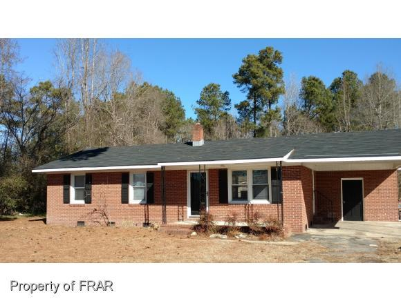 1598 Parkton Tobermory Rd, Parkton, NC 28371 (MLS #535425) :: Weichert Realtors, On-Site Associates