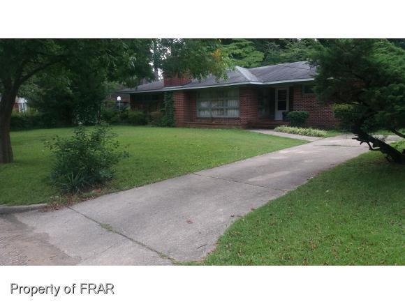 329 Vance, Laurinburg, NC 28345 (MLS #547059) :: Weichert Realtors, On-Site Associates