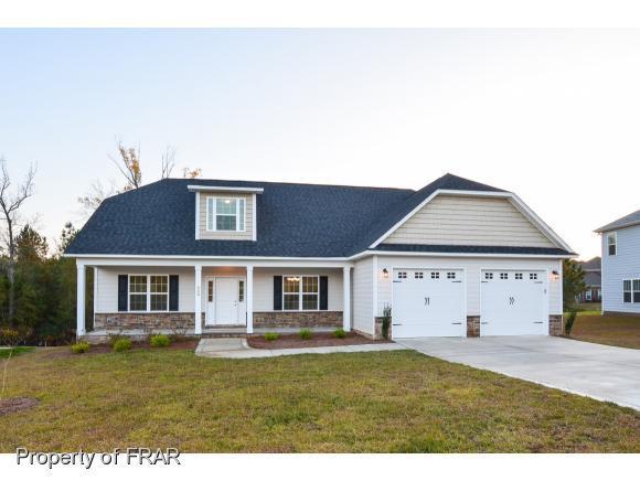 523 Coxwold Place (Lot 128), Fayetteville, NC 28311 (MLS #547603) :: Weichert Realtors, On-Site Associates