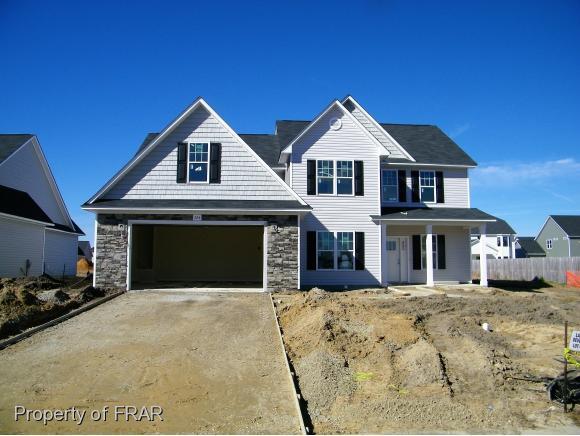 324 Lyman Drive, Fayetteville, NC 28312 (MLS #551298) :: Weichert Realtors, On-Site Associates