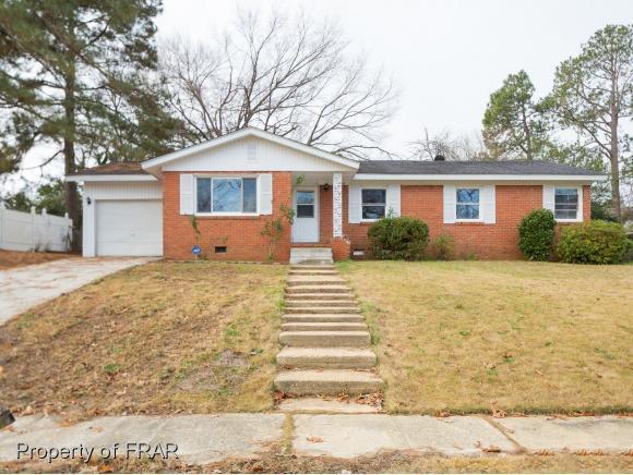 868 Stoneykirk Drive, Fayetteville, NC 28314 (MLS #552689) :: Weichert Realtors, On-Site Associates