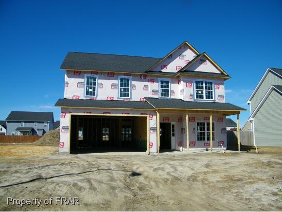 316 Whitestone Drive, Fayetteville, NC 28312 (MLS #554128) :: Weichert Realtors, On-Site Associates