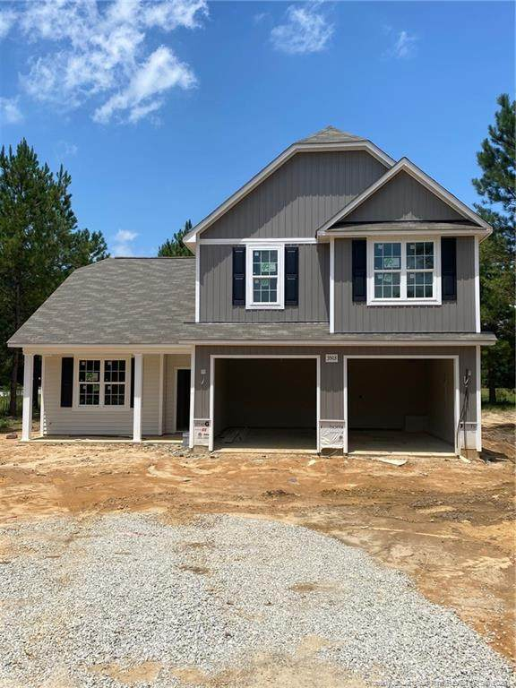 3503 Mallie (Lot 2) Court, Fayetteville, NC 28312 (MLS #632943) :: The Signature Group Realty Team