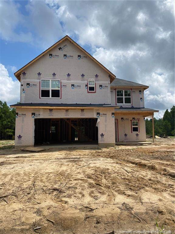 412 Kiki (Lot 9) Drive, Fayetteville, NC 28312 (MLS #637895) :: The Signature Group Realty Team