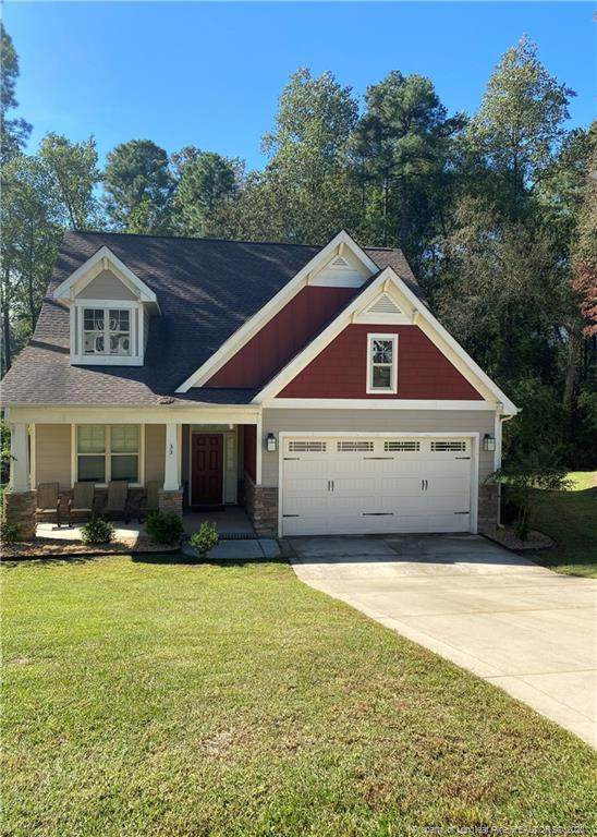 33 Waterside Circle, Spring Lake, NC 28390 (MLS #642842) :: Moving Forward Real Estate