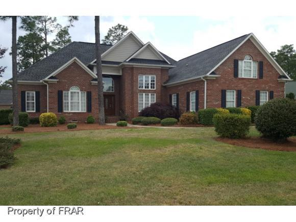 3008 Kibirnie Ln, Fayetteville, NC 28306 (MLS #545479) :: The Rockel Group