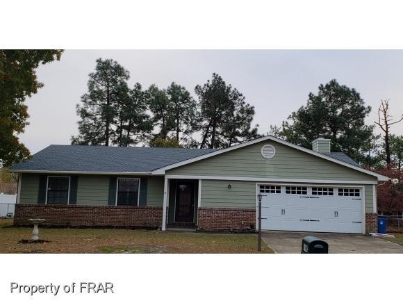 6990 Wickersham Drive, Fayetteville, NC 28314 (MLS #551471) :: Weichert Realtors, On-Site Associates