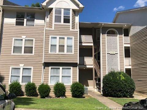 6752 Willowbrook Drive #4, Fayetteville, NC 28314 (#650494) :: Steve Gunter Team