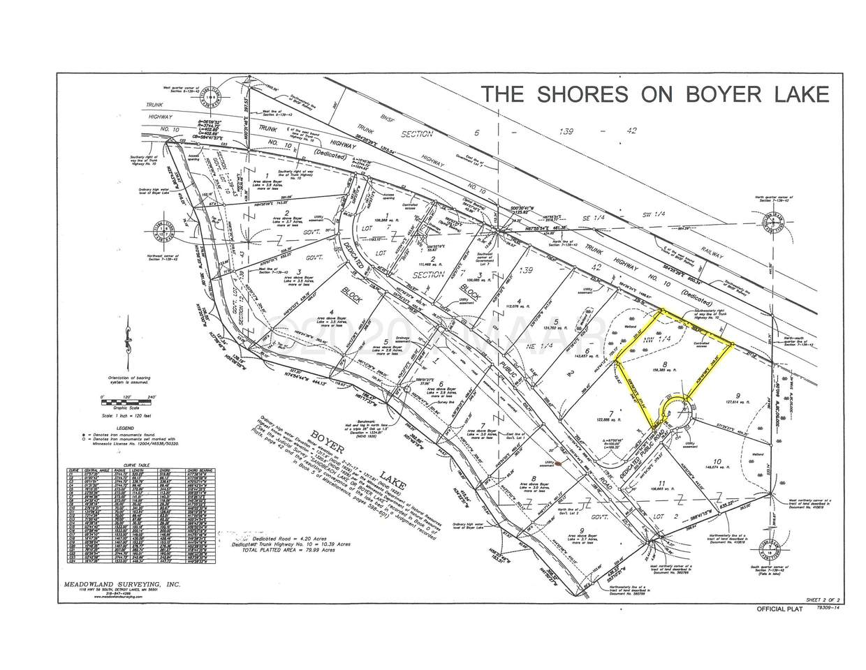 LOT 8 BLK2 The Shores On Boyer Lake - Photo 1