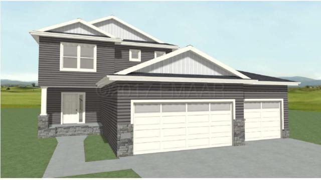 1110 Commander Drive, West Fargo, ND 58078 (MLS #17-3583) :: FM Team