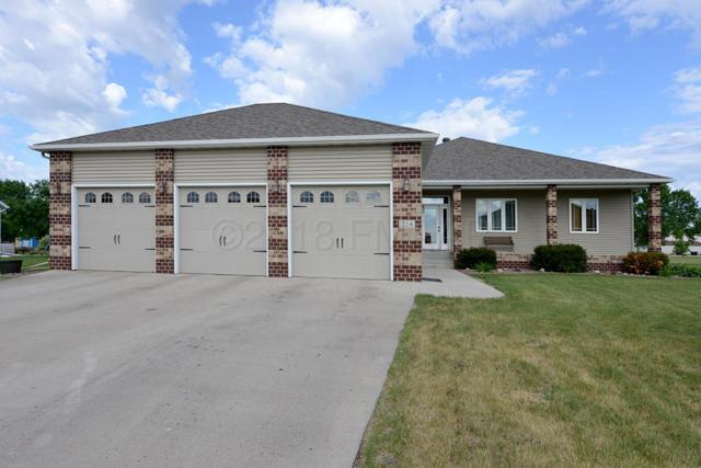 214 Newport Parkway, Kindred, ND 58051 (MLS #18-3154) :: FM Team